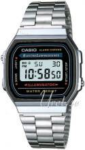Casio A168WA-1YES Casio Collection Teräs 38.6x36.3 mm A168WA-1YES