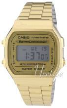 Casio A168WG-9EF Casio Collection LCD/Kullansävytetty teräs A168WG-9EF