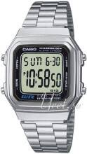 Casio A178WEA-1AES Casio Collection Teräs 41.2x34 mm A178WEA-1AES