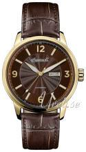 Ingersoll I00201 The Regent Ruskea/Nahka Ø47 mm I00201