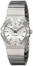 Omega 123.10.27.60.02.001 Constellation Quartz 27mm Hopea/Teräs Ø27 mm 123.10.27.60.02.001