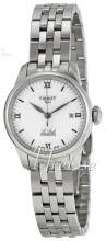 Tissot T41.1.183.35 Le Locle Double Happiness Lady Hopea/Teräs Ø25.3 mm T41.1.183.35