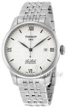 Tissot T41.1.833.50 Le Locle Double Happiness Gent Hopea/Teräs Ø39.3 mm T41.1.833.50