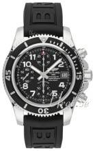 Breitling A13311C9-BE93-150S-A18S.1 Superocean Chronograph Musta/Kumi Ø42 mm A13311C9-BE93-150S-A18S.1