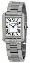 Cartier W5200013 Tank Solo Small Hopea/Teräs 24.4x31 mm W5200013