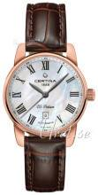 Certina C001.007.36.113.00 DS Podium Hopea/Nahka Ø29 mm C001.007.36.113.00