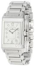 Jaeger LeCoultre 3208120 Grande Reverso Lady Ultra Thin Stainless Steel Hopea/Te 3208120