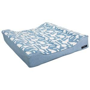 BudtzBendix Unisex Furniture Blue Tower Mattress Totem Denim