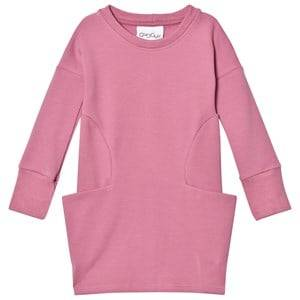 Gugguu Girls Dresses Pink Acer Dress Heather Rose