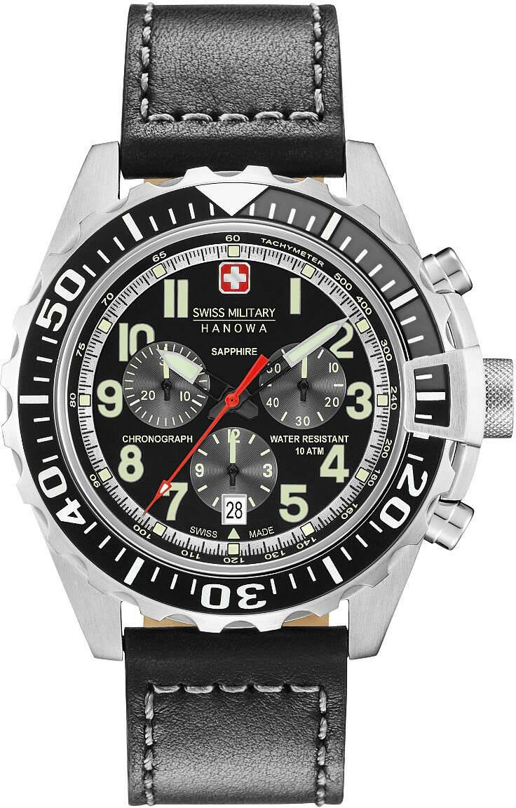 Swiss Military Hanowa 06-4304.04.007.07 Touchdown Chrono