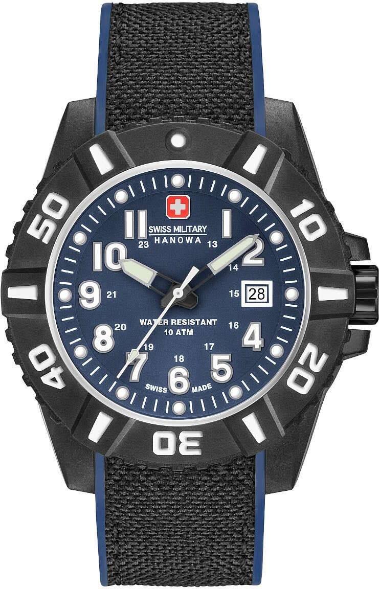 Swiss Military Hanowa 06-4309.17.003 Black Carbon