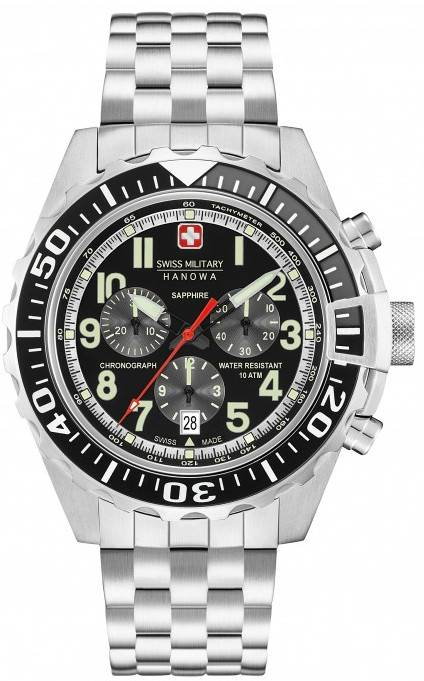 Swiss Military Hanowa 06-5304.04.007 Touchdown Chrono