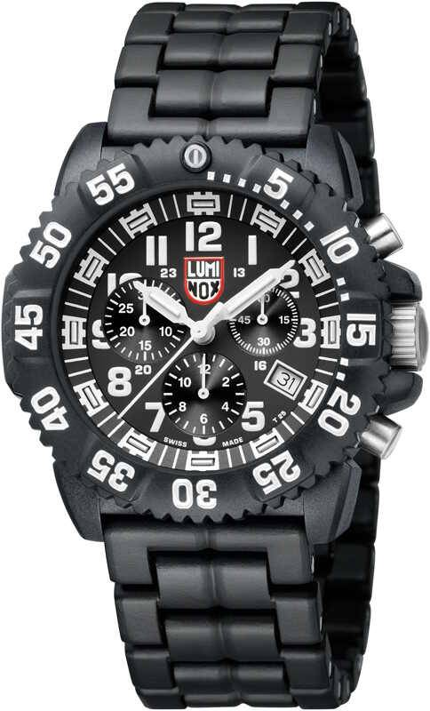 Luminox Navy Seal Colormark Chronograph GGL.L3082