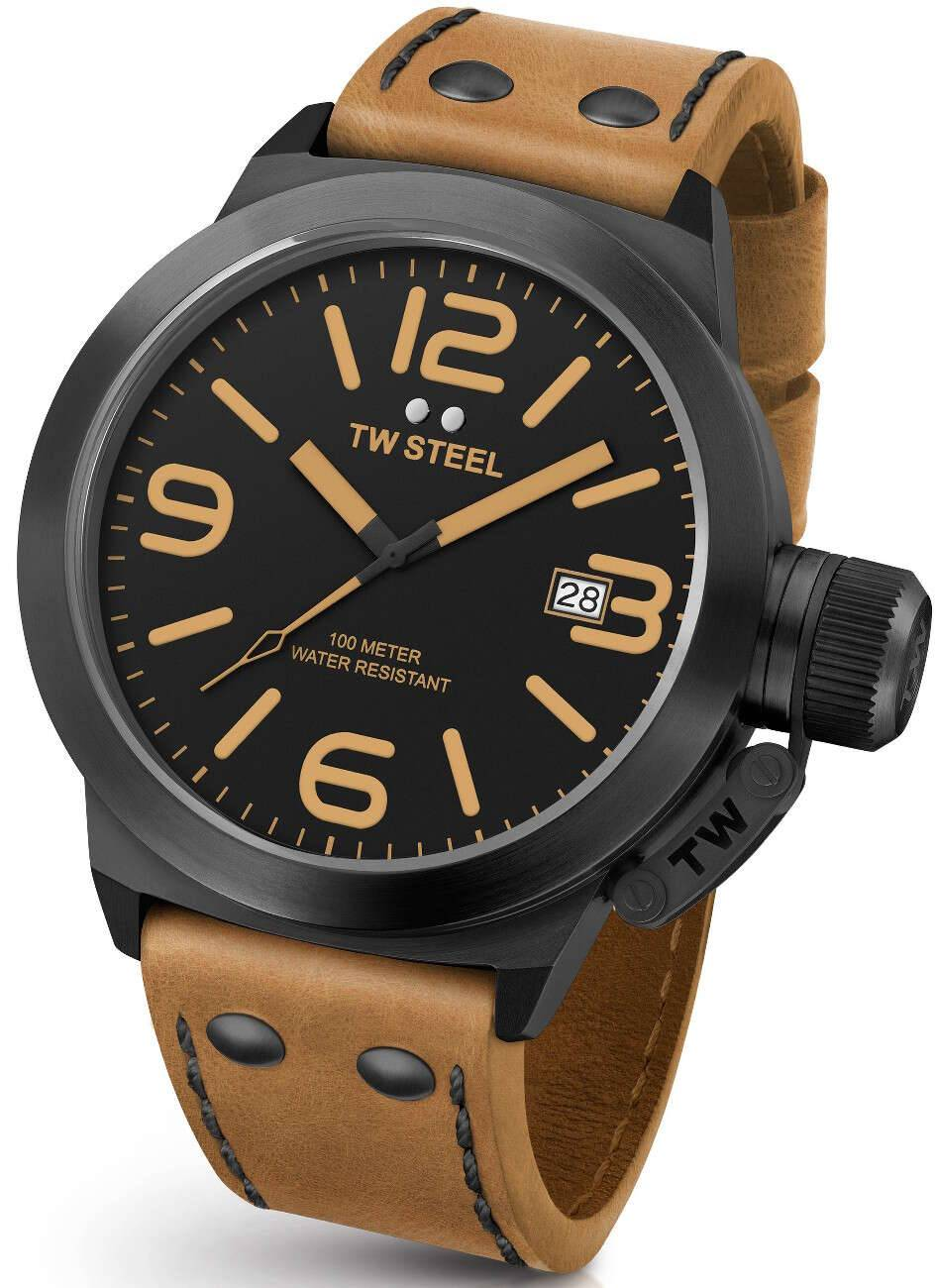 TW Steel Canteen Leather CS42