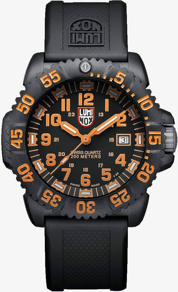 Luminox 3059 Navy Seal Colormark