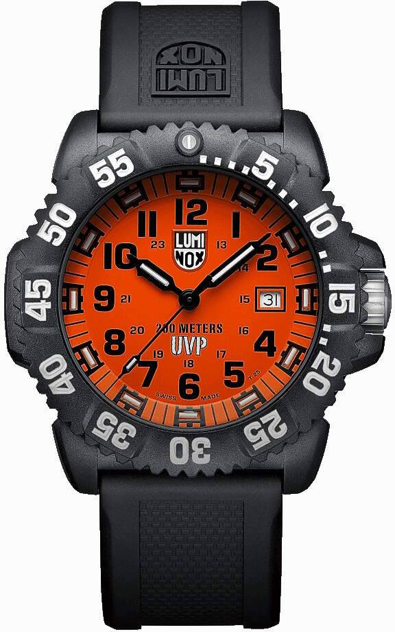 Luminox Navy Seal Colormark 3059 Scott Casell Set