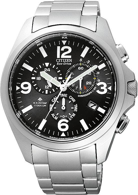 Citizen Radio Controlled Eco-Drive AS4030-59E