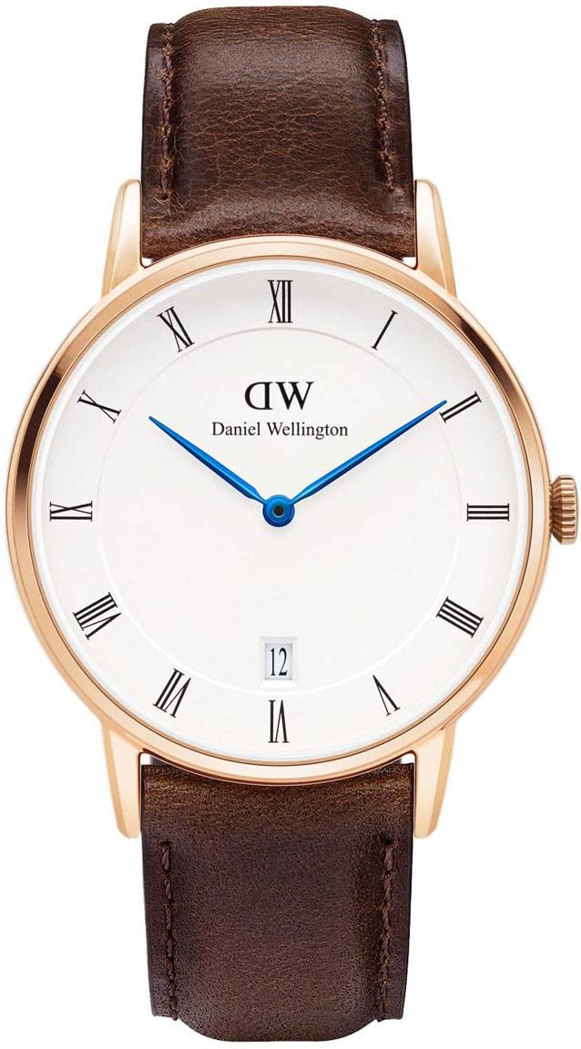 Daniel Wellington Dapper Bristol 34mm Rose DW00100094