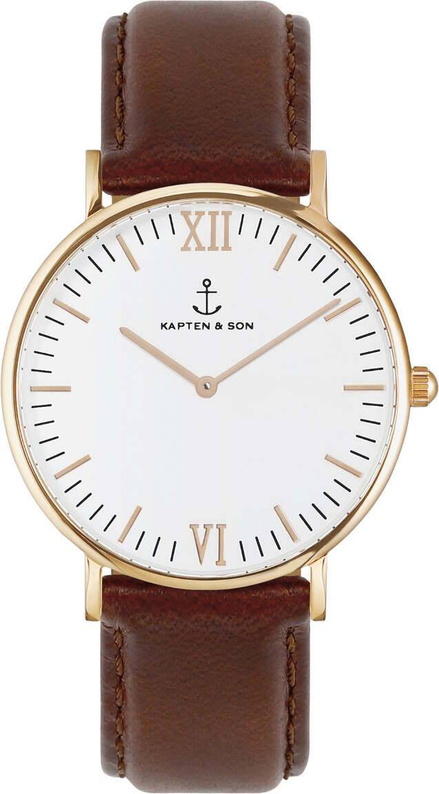 Kapten & Son Campina Brown Leather