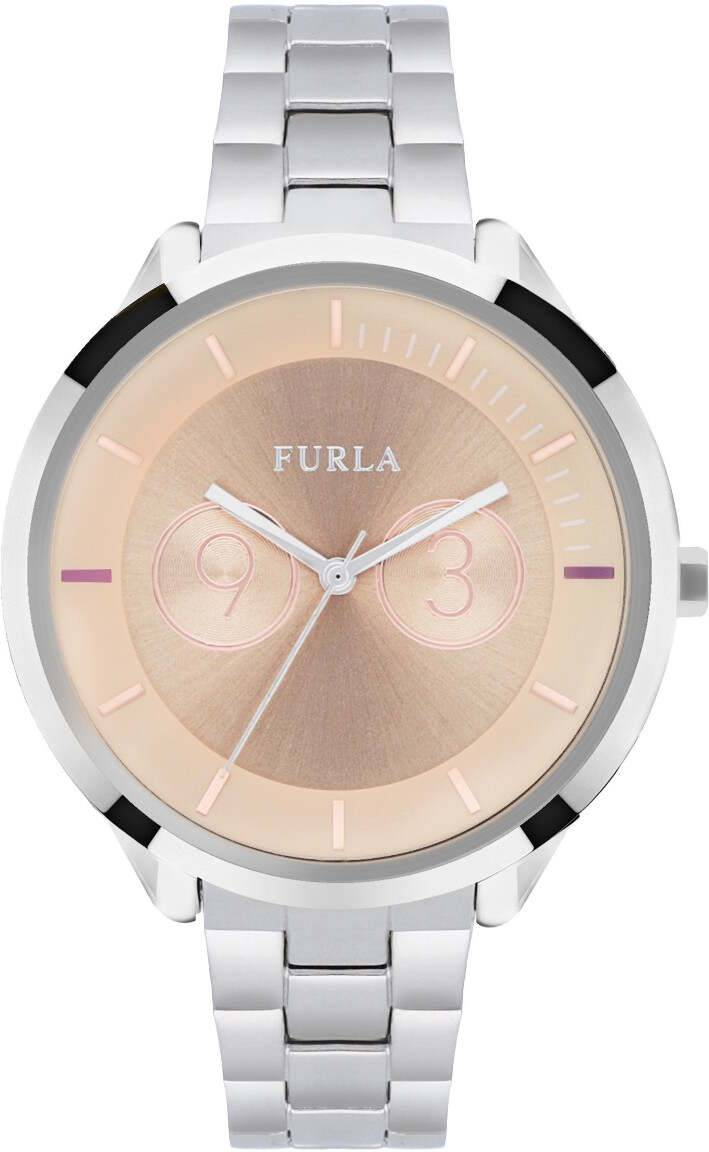 Furla Metropolis 39mm Steel Rose R4253102505