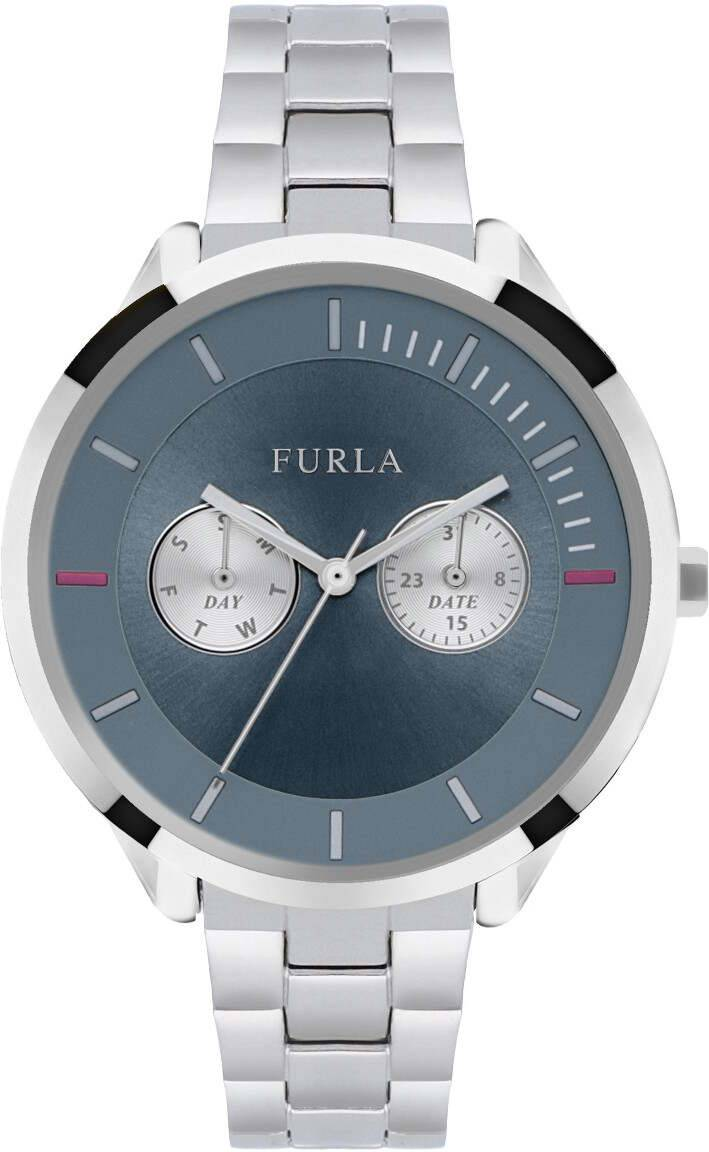 Furla Metropolis 39mm Steel Light Blue R4253102502
