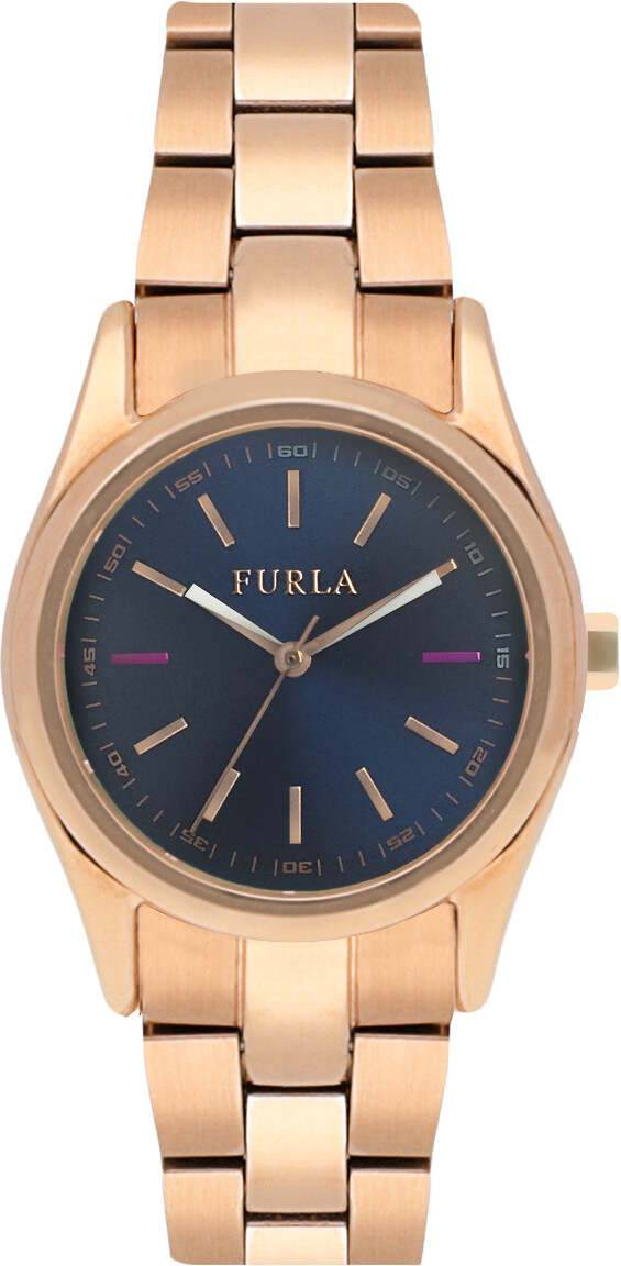 Furla Eva 35mm Pink Gold Blue R4253101501
