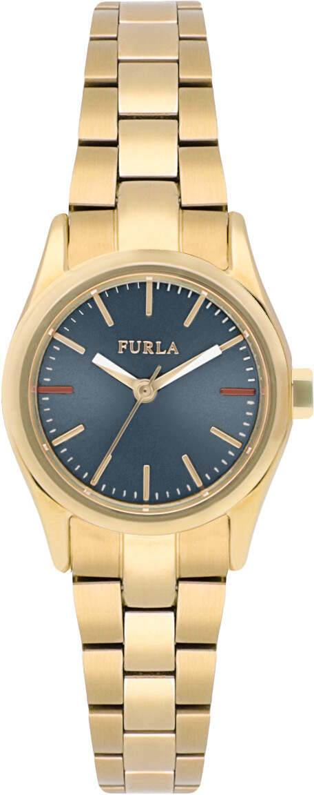 Furla Eva 25mm Gold Light Blue R4253101507