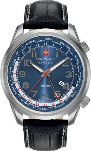 Swiss Military Hanowa 06-4293.04.003 Worldtimer