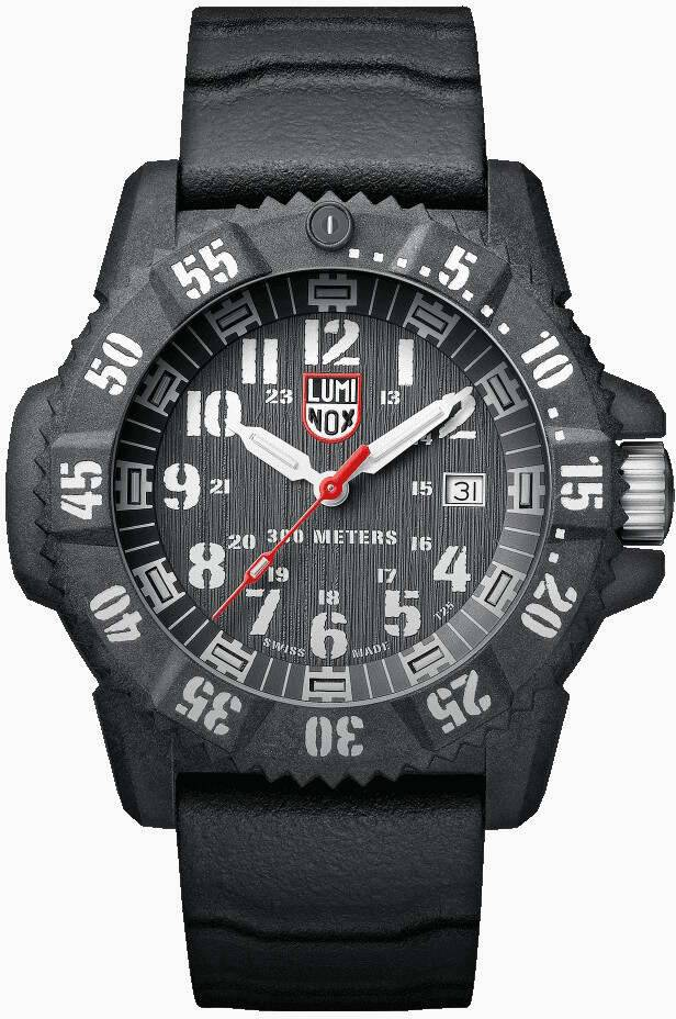 Luminox 3801 Carbon Seal