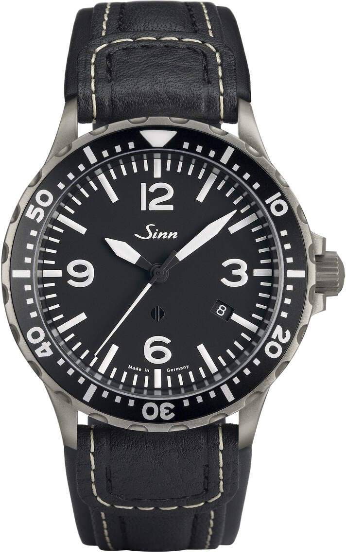 Sinn 857.012 The Pilot Watch Magnetic Field Protection