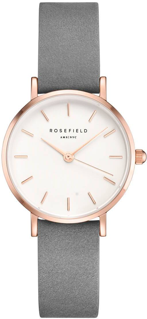 Rosefield 26WGR-264 The Small Edit Elefant Grey - Rose Gold