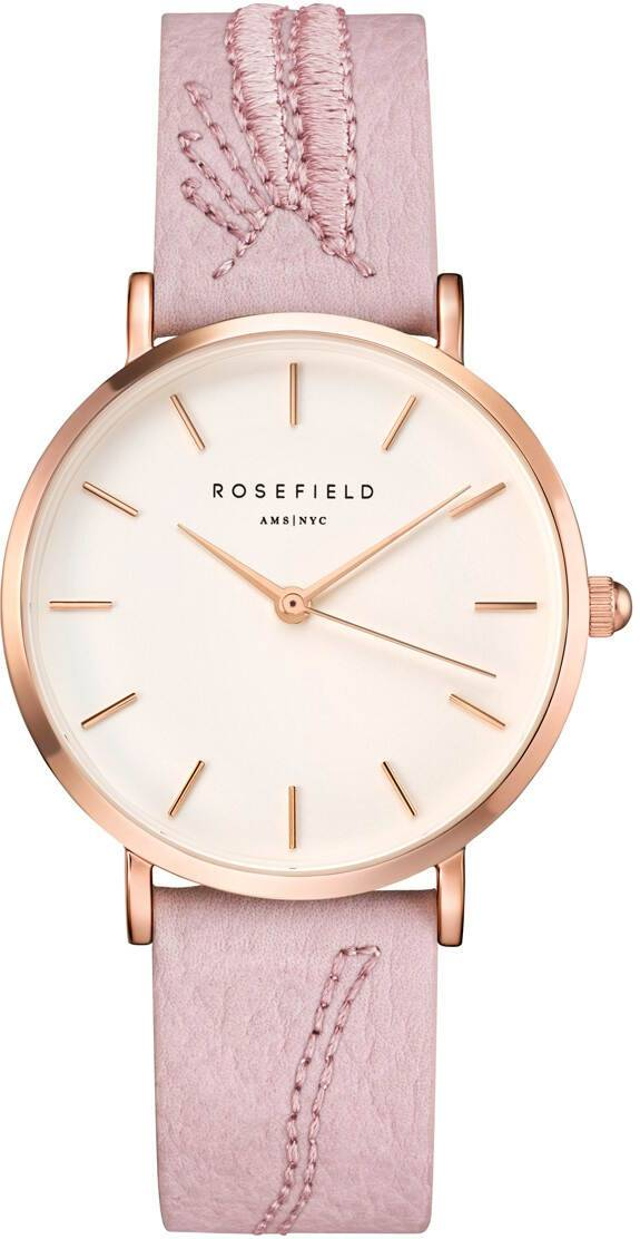 Rosefield CIBLR-E91 City Bloom Blossom White - Rose Gold