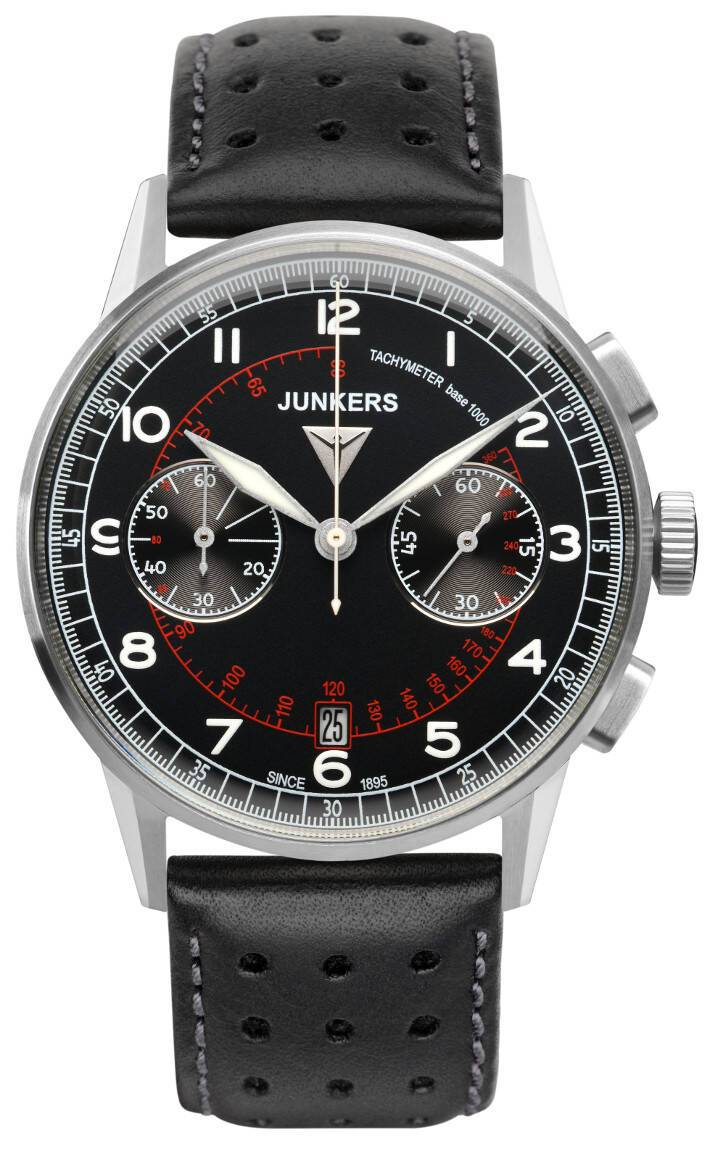 Junkers G38 Chronograph 6S21 6970-2