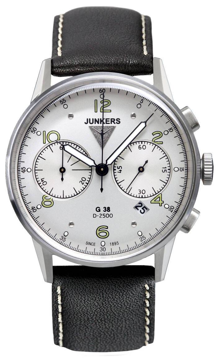 Junkers G38 Chronograph 6S21 6984-4