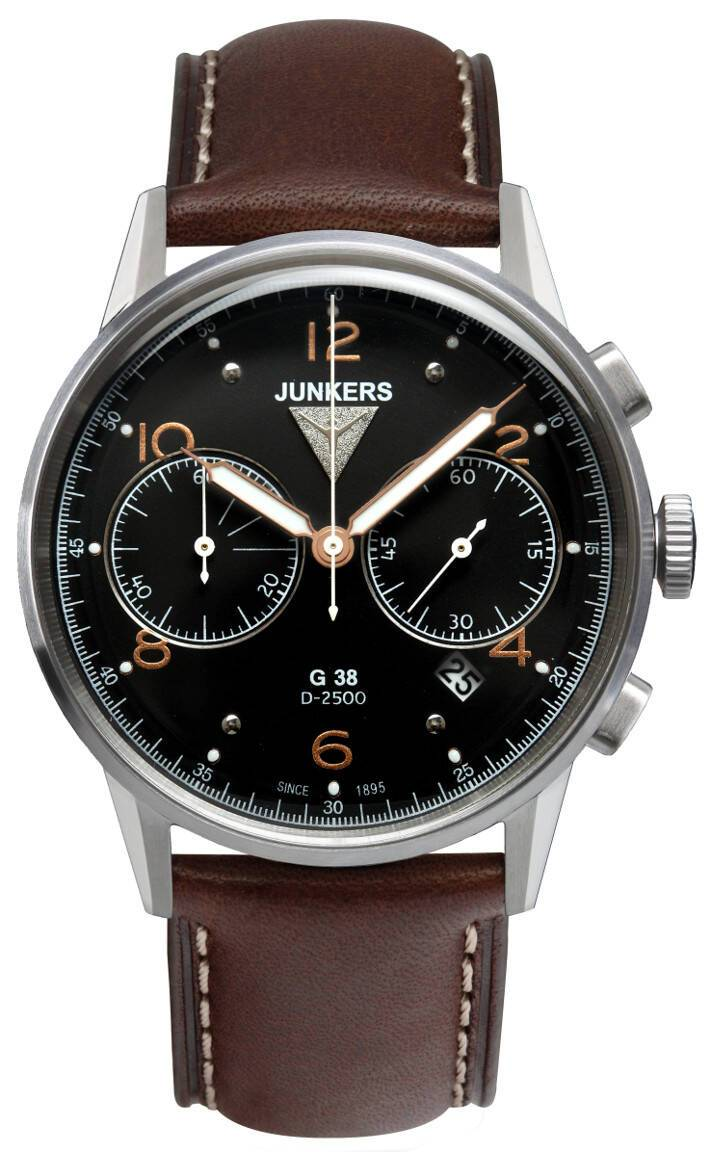 Junkers G38 Chronograph 6S21 6984-5