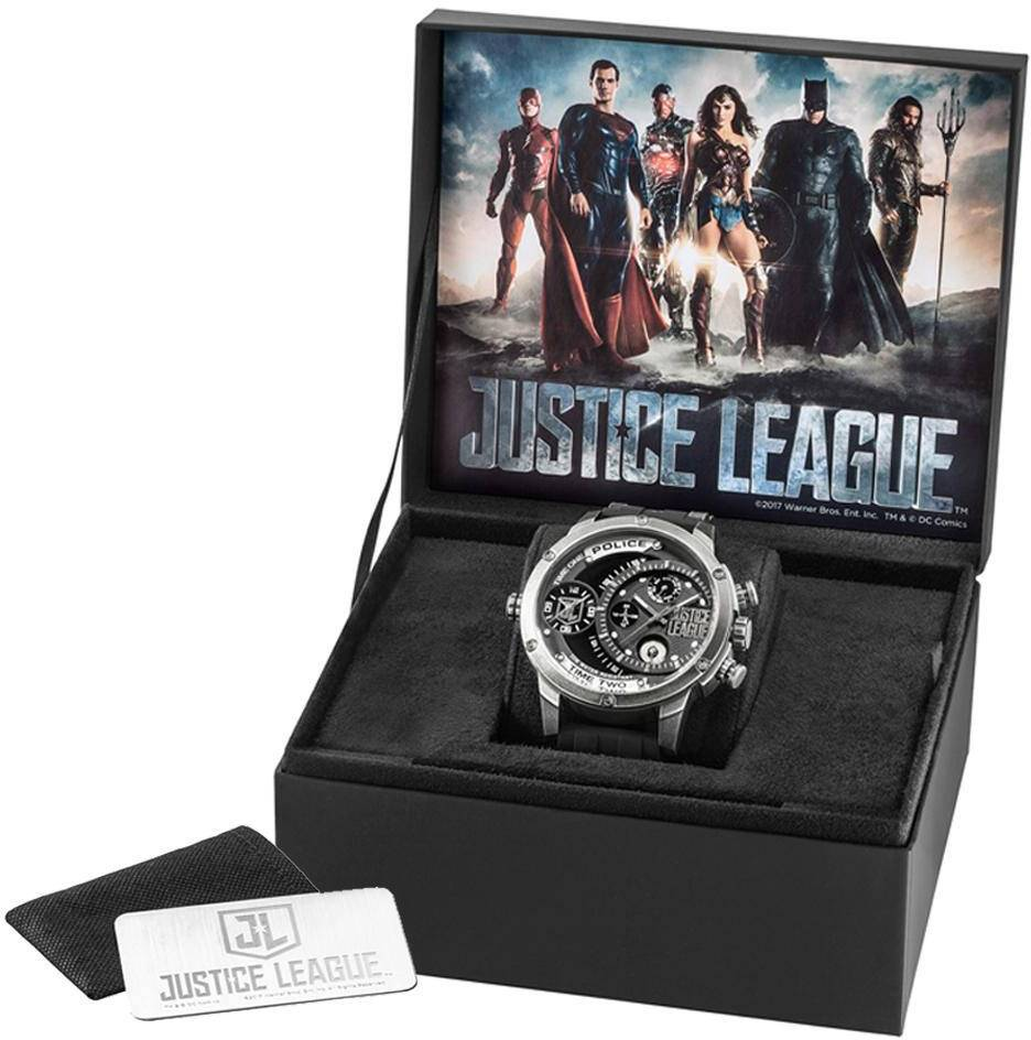 Police Adder Justice League Limited Edition