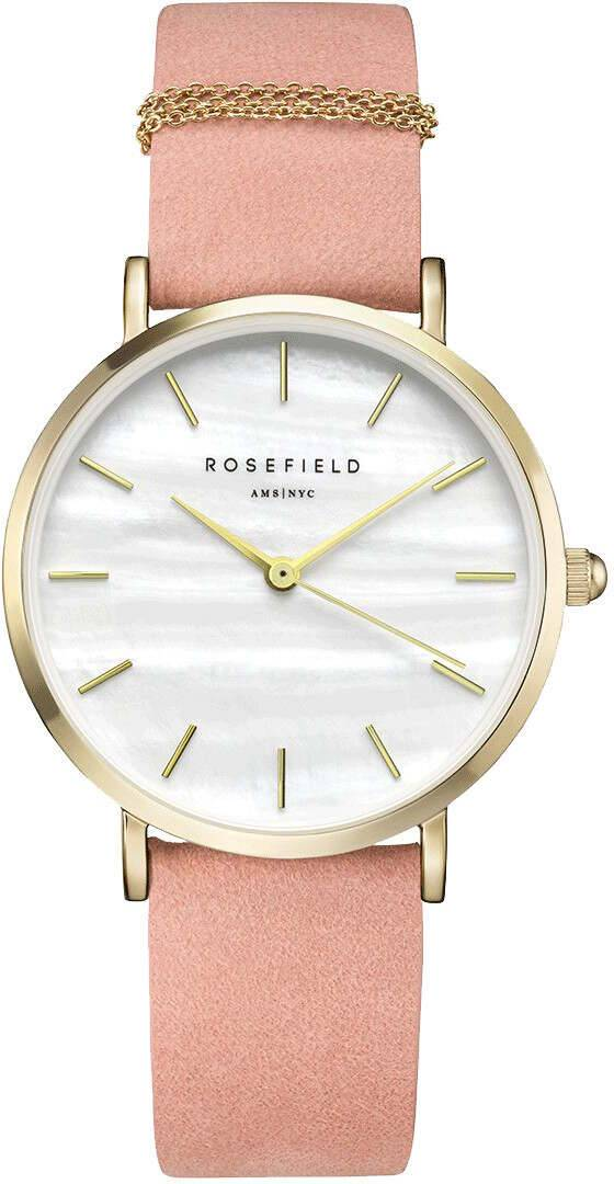 Rosefield West Village WBPG-W72 Pink - Gold