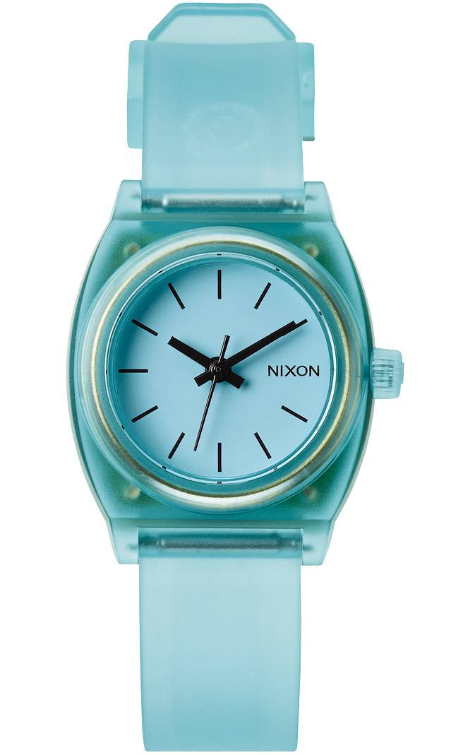 Nixon Small Time Teller P Translucent Mint A425-1785
