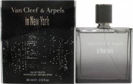 Van Cleef & Arpels In New York Eau de Toilette 85ml Spray