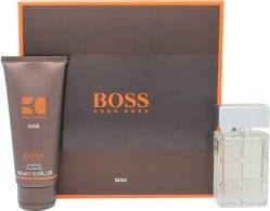 Boss Hugo Boss Orange Man Lahjasetti 40ml EDT + 100ml Suihkugeeli