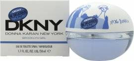 DKNY Be Delicious City Brooklyn Girl Eau de Toilette 50ml Spray