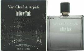 Van Cleef & Arpels In New York Eau de Toilette 125ml Spray
