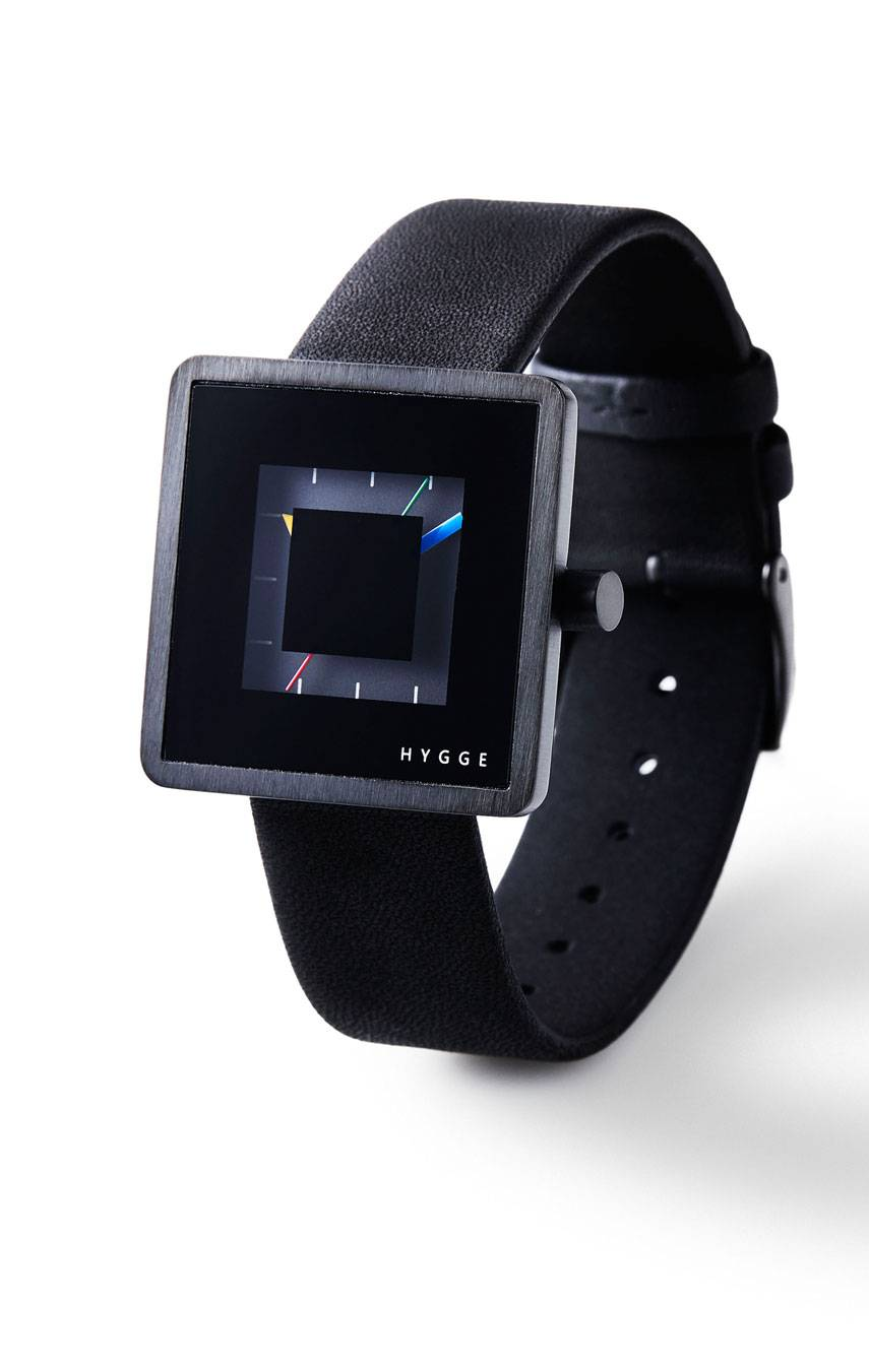HYGGE WATCHES 2089 ORIGINAL ALL BLACK