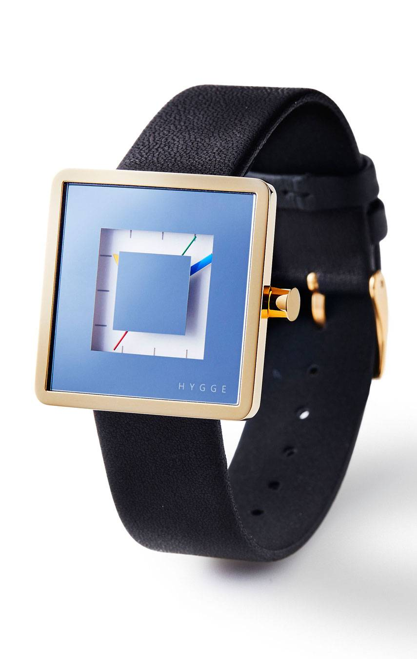 HYGGE WATCHES 2089 GOLD