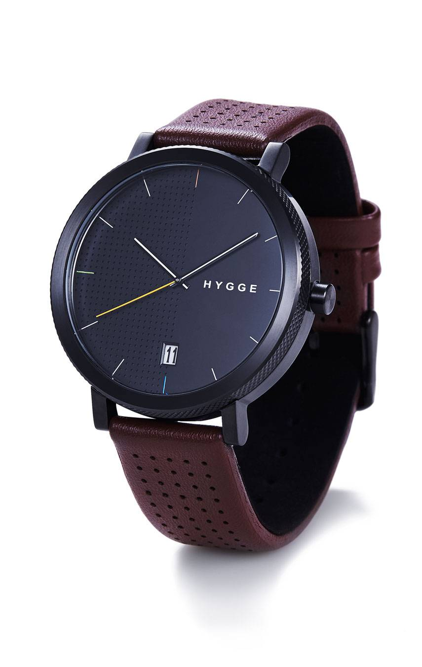 HYGGE WATCHES 2203 MSL2203BC(BO)