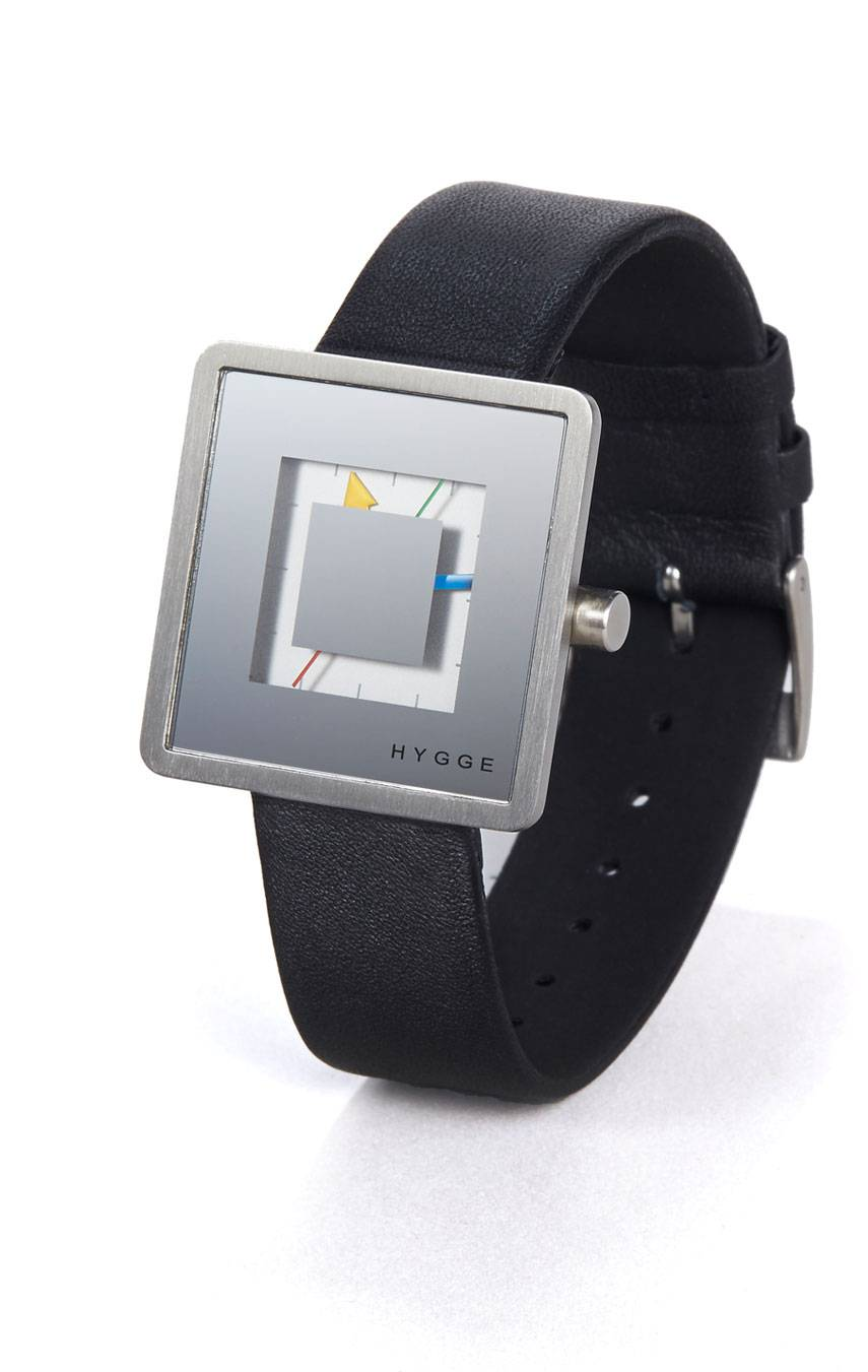 HYGGE WATCHES 2089 ORIGINAL SILVER